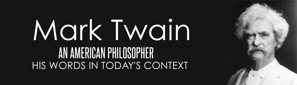 Mark Twain Blog
